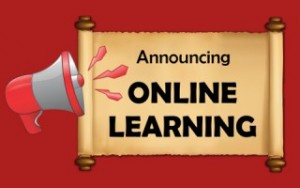 Online Learning Coming Soon!
